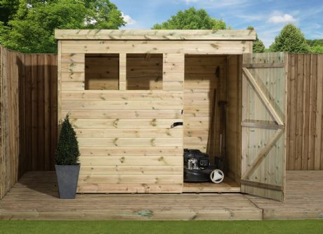 Empire 1500  Pent Range 7X6ft